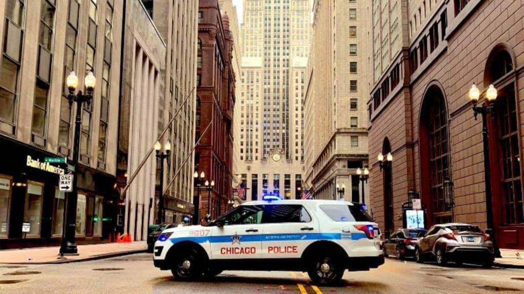 Polícia de Chicago
