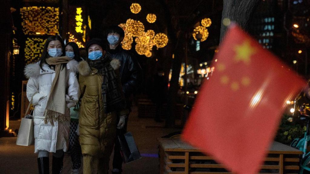 China: ano novo lunar