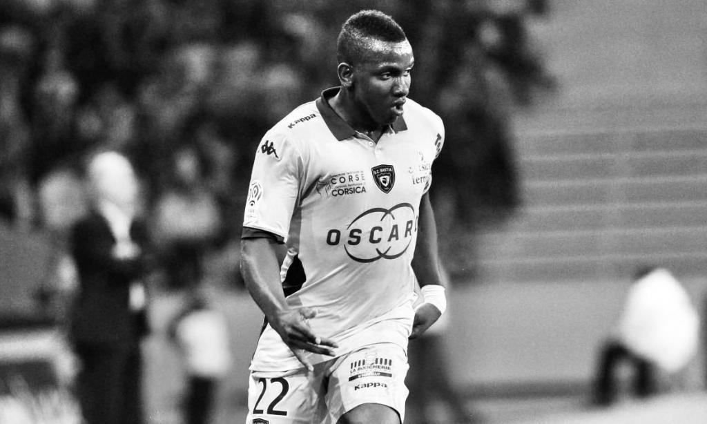 Christopher Maboulou (foto: Bastia)