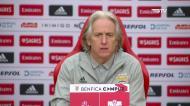 «FC Porto? Mexidas serão mais relacionadas com o jogo do Tondela»