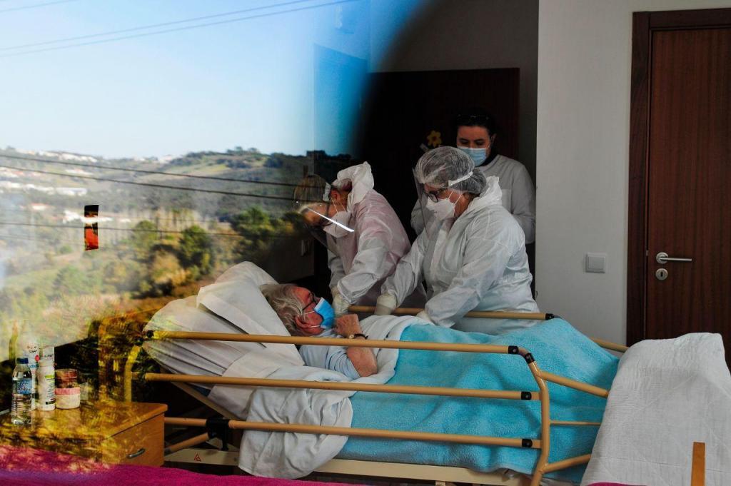 Vacinação em Lares