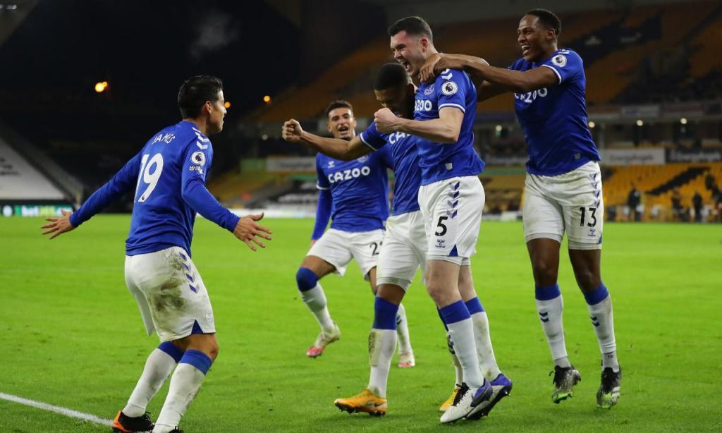 Everton (Lusa)