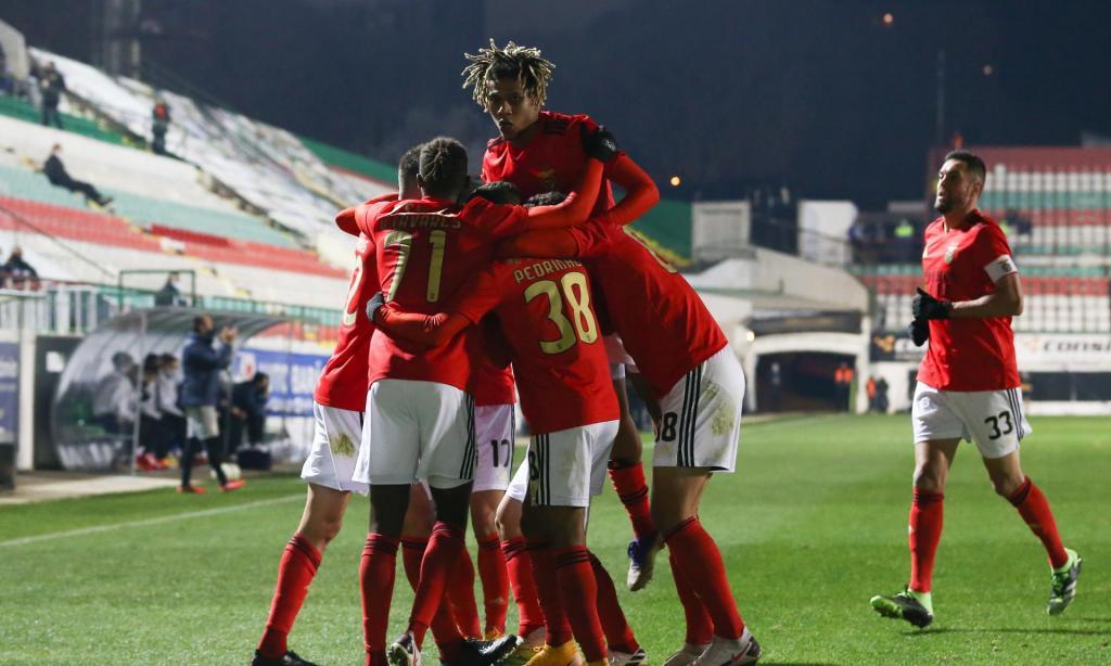 Estrela da Amadora-Benfica