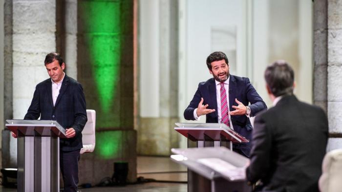 Presidenciais: debate televisivo com todos os candidatos