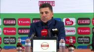 «Quem perde por 4-0 nunca pode ficar satisfeito»