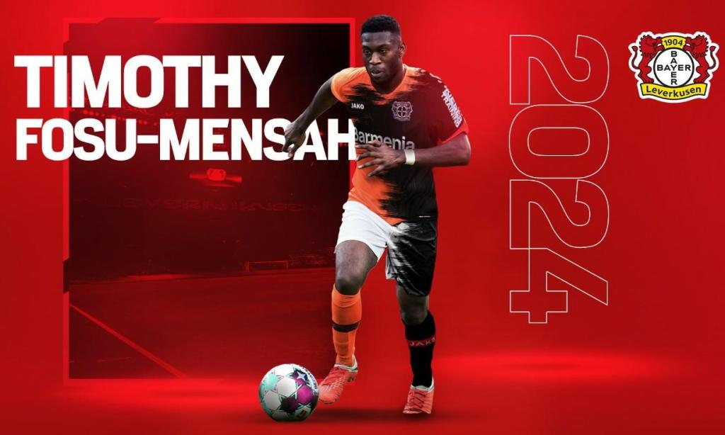 Timothy Fosu-Mensah