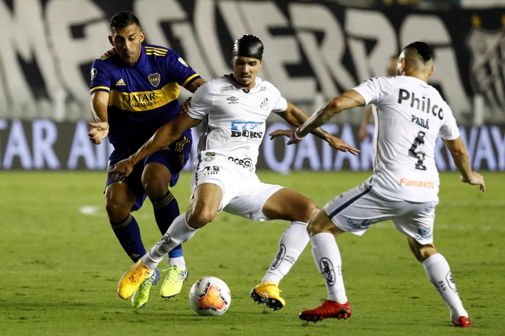 Santos-Boca Juniors