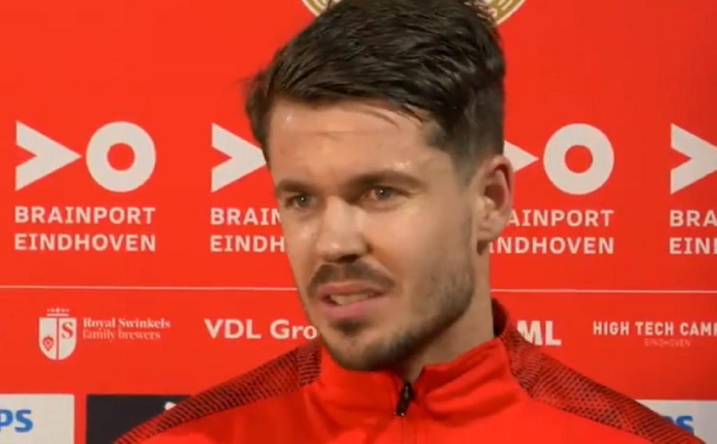 Marco van Ginkel (Twitter PSV)