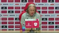 Jesus: «Pela Supertaça, FC Porto pode estar em vantagem»