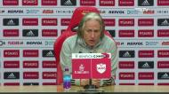 «Benfica está muito melhor do que estava há umas semanas»