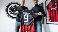 29.º Luka Jovic: Real Madrid-Eintracht Frankfurt (20 milhões de euros)