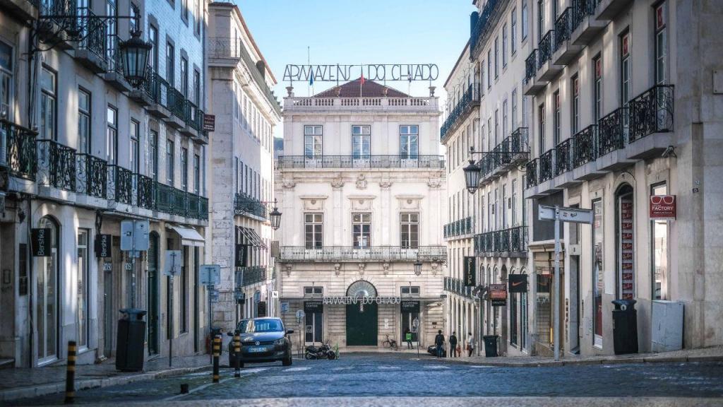 Regresso ao confinamento em Portugal