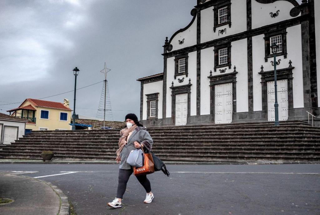 Covid-19 nos Açores