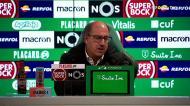 «Lembrar que em Alvalade só o FC Porto perdeu, de resto perderam todos»
