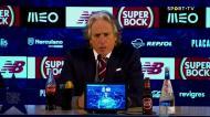 «Vimos um Benfica mais forte do que o FC Porto, perdemos dois pontos»