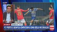 «O Benfica esteve mais perto de vencer»