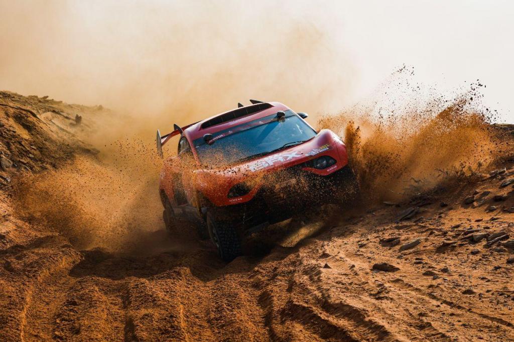 Dakar 2021 (Lusa)