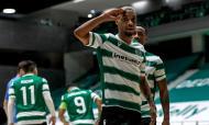 Sporting goleou na Liga dos Campeões e segue para os oitavos de final (foto SCP)