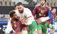 Mundial de Andebol: Portugal-Marrocos