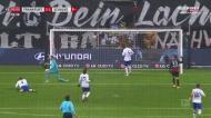 Jovic regressou a Frankfurt e... fez tantos golos em 32 minutos quanto nos últimos 32 jogos