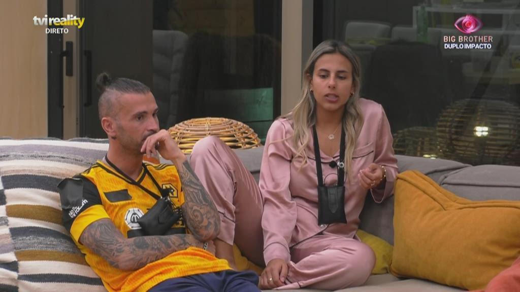 Joana: «Eu gosto mesmo do Bruno» | Big Brother | TVI Player