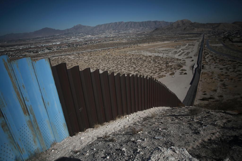 Fronteira entre os EUA e o México