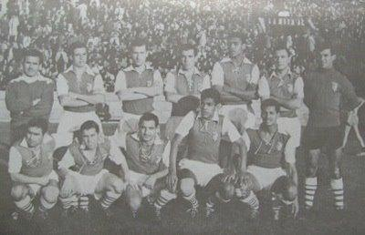 Sp. Braga anos 50