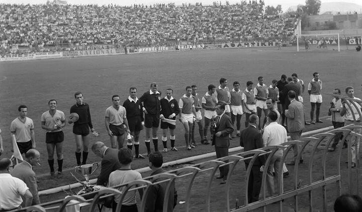 Sp. Braga-AEK 1966/67