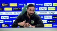 «O Pepe deve ter mais finais da Champions do que o Inácio tens jogos a titular na Liga»