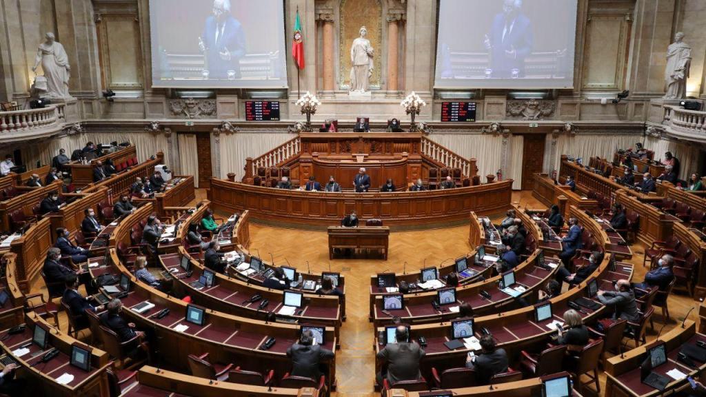 Debate parlamentar com o primeiro-ministro