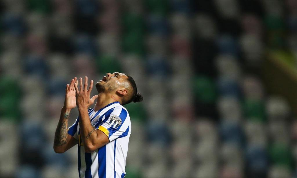 Taça da Liga: Sporting-FC Porto, Jesús Corona (Paulo Cunha/LUSA)