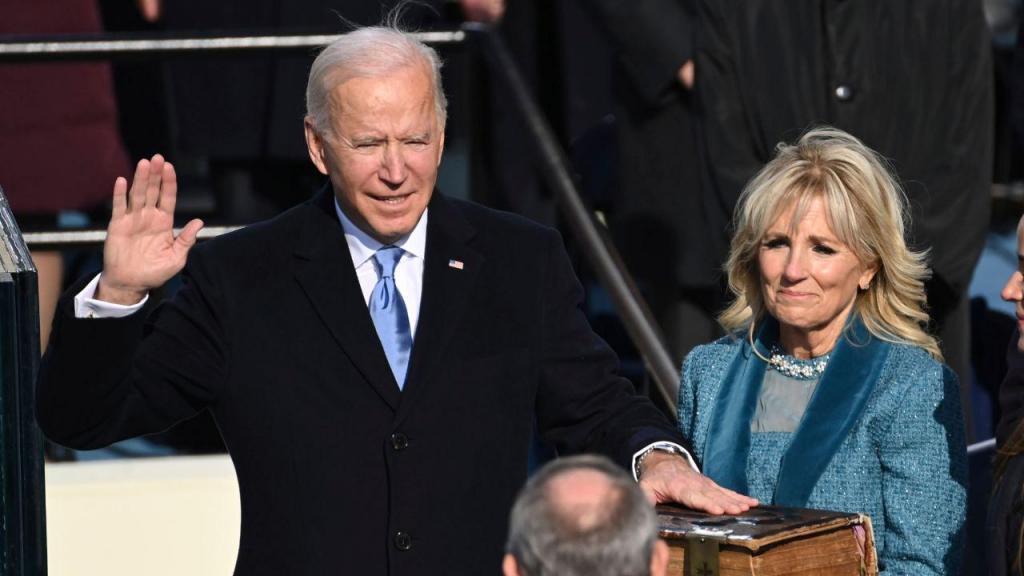 Joe Biden e Kamala Harris são os novos presidente e vice-presidente dos EUA