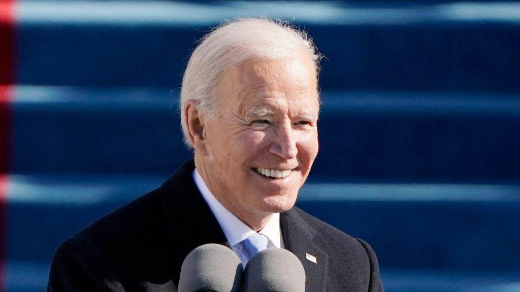 Tomada de posse de Joe Biden