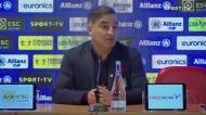 Carvalhal e o regresso à final da Taça da Liga: «Não é igual ao litro»