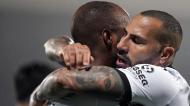 Ricardo Quaresma e Óscar Estupiñán marcaram na vitória do V. Guimarães sobre o Nacional (Hugo Delgado/LUSA)
