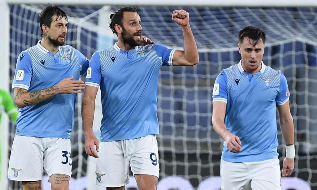 Lazio-Parma (Ettore Ferrari/EPA)