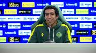 Tiago Tomás: «Pepe tem o dobro da minha idade e foi um desafio difícil»