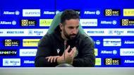 Amorim e o Sp. Braga: «Vai ser um jogo muito competitivo com o de Alvalade»