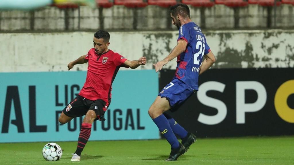 II Liga: Penafiel-Desp. Chaves em novembro de 2020 (FC Penafiel)