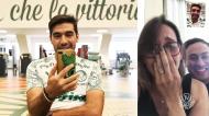 Abel convida 11 sócios do Palmeiras para assistir à final da Libertadores (TV Palmeiras)