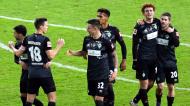 Werder Bremen goleou Hertha em Berlim por 4-1 (Annegret Hilse/EPA)