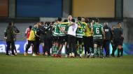 Sporting vence Taça da Liga em Leiria: 1-0 ao Sp. Braga (LUSA)