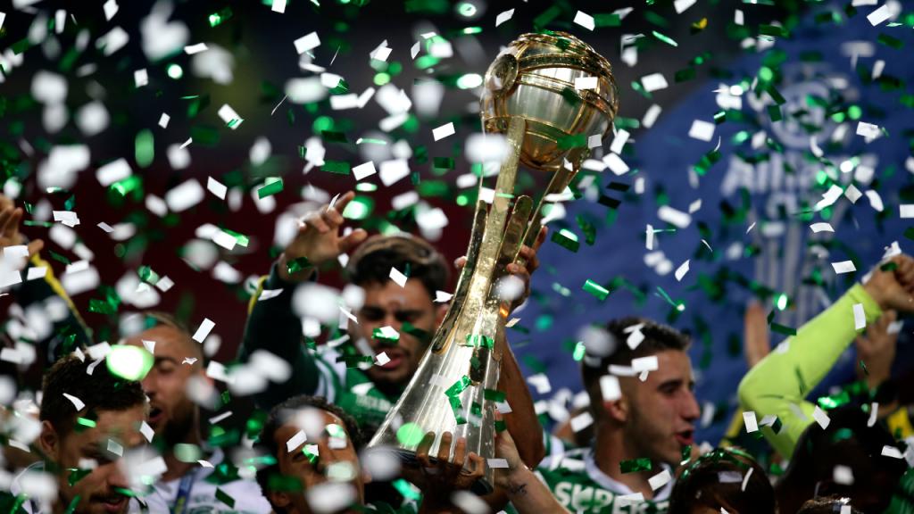 Sporting vence a Taça da Liga 2020/2021 (Lusa)