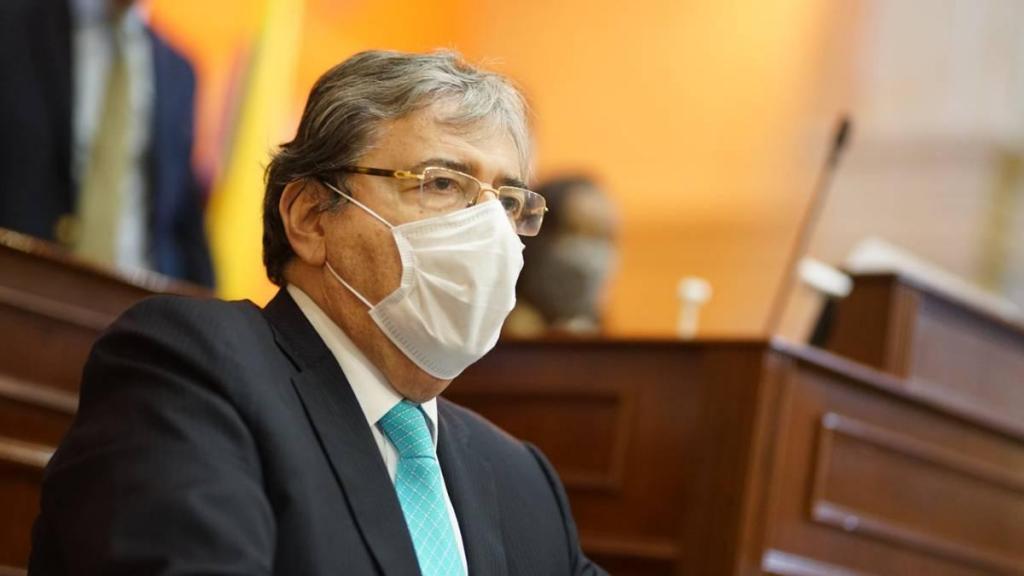 Ministro da Defesa da Colômbia