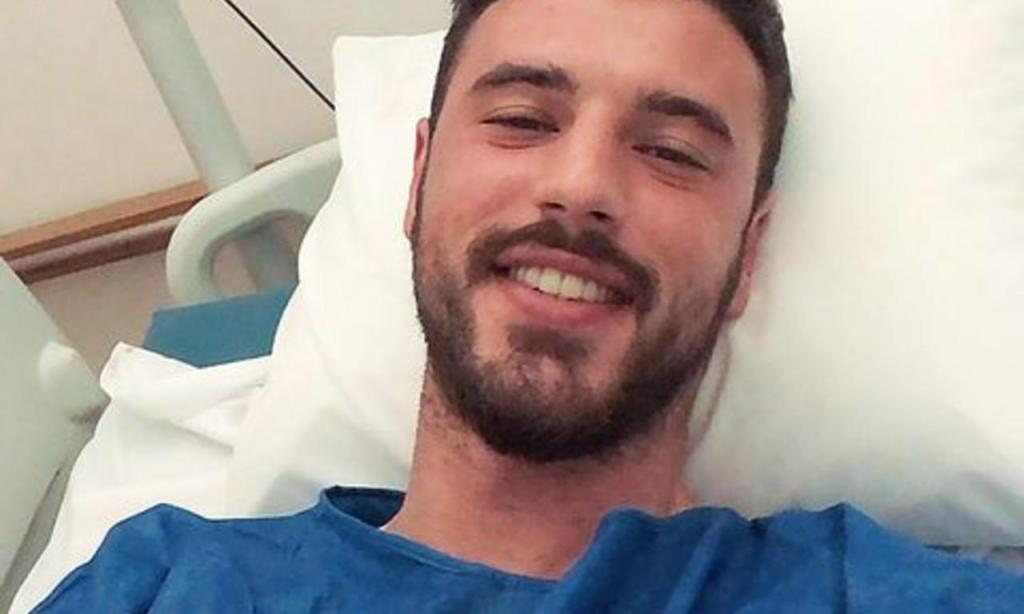 André Pereira já foi operado