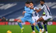 West Bromwich Albion-Manchester City