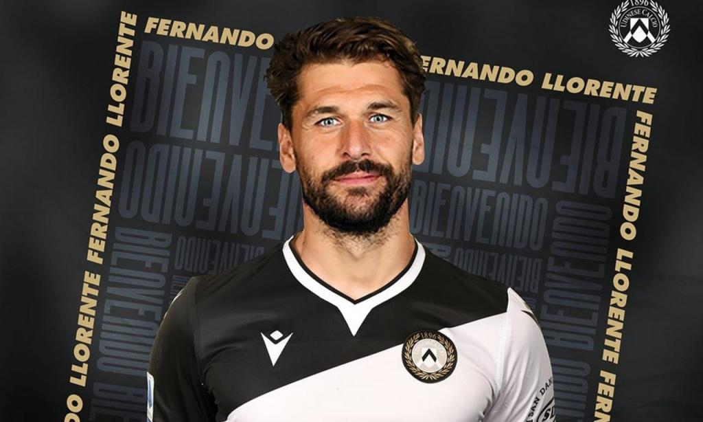 Fernando Llorente (Udinese)