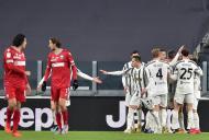 Juventus-SPAL (ALESSANDRO DI MARCO/EPA)
