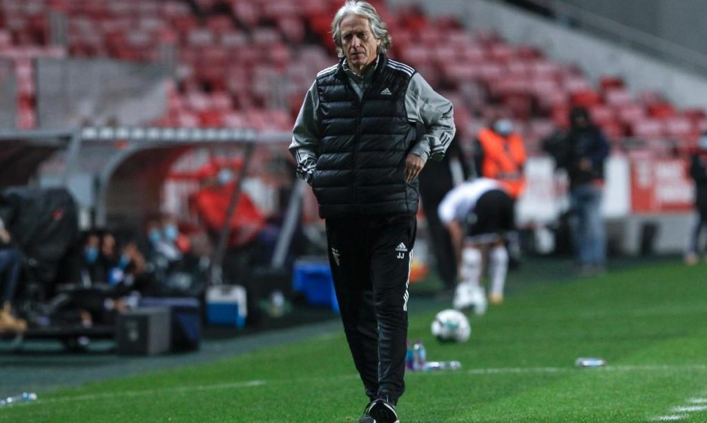 Jorge Jesus (foto Benfica)