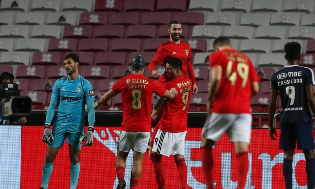 Taça: Benfica-Belenenses